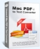 Aiseesoft Mac PDF to text converter for mac 3.3.11 PDF转换为文本格式 PDF转换器