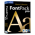 FontPack Pro Master Collection for mac 2015 Mac字体字库管理软件 最新破解版