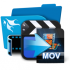 Super MOV Converter for mac 6.1.21 视频转换为 MOV 格式播放 QuickTime 支持10.11