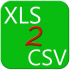 XLS2csv for mac 4.21 CSV格式文件的工具 最新破解版 支持10.12
